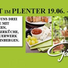 Weinfest im Plenter