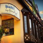 Eingang - Hotel Weinhof