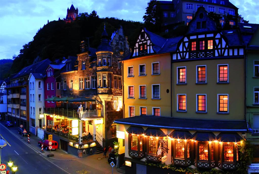 Aussenansicht Hotel Weinhof