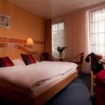 Zimmerbeispiel - Doppelzimmer mit Moselblick