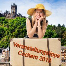 Veranstaltungstipps für Cochem 2018